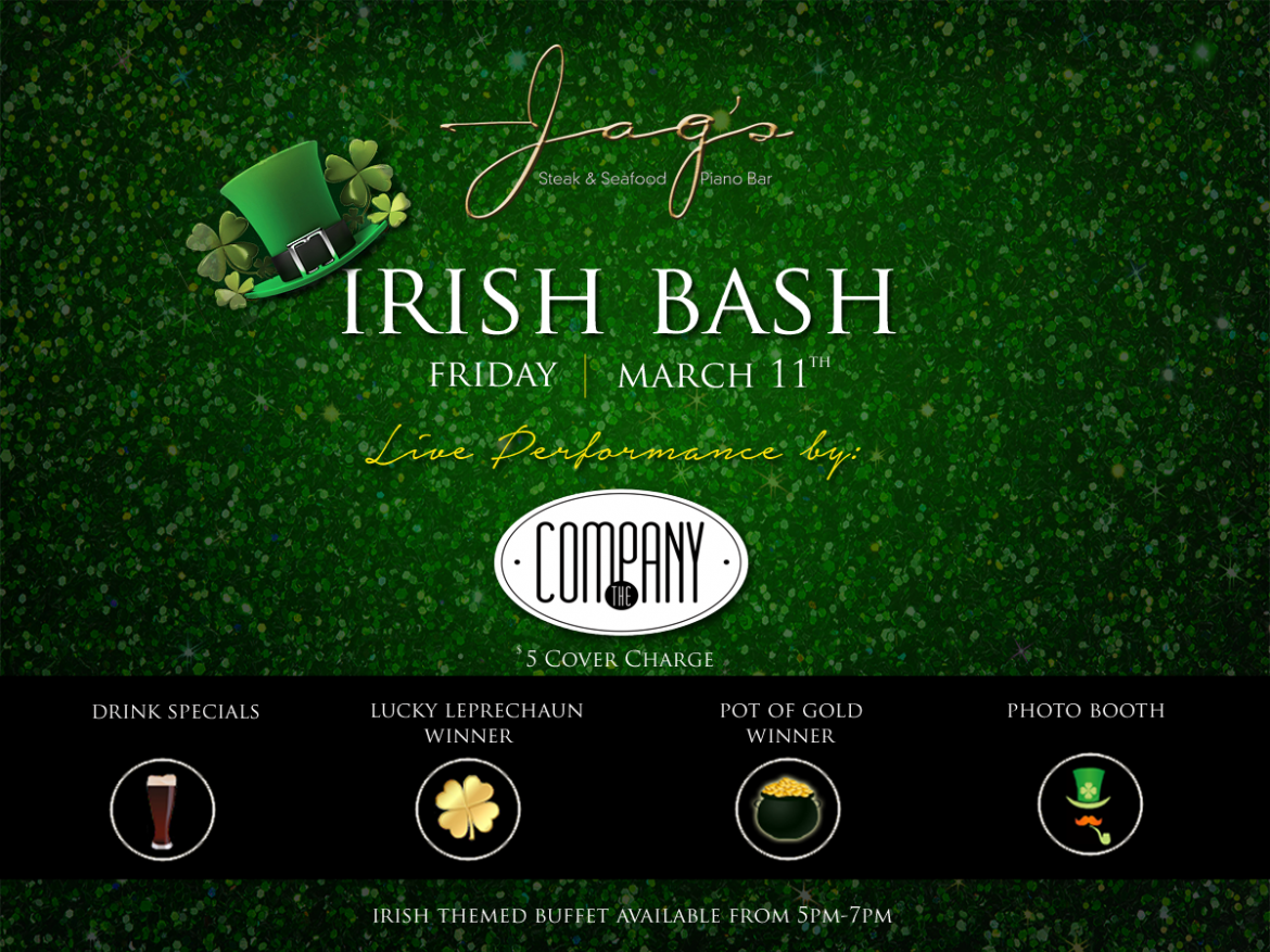 Irish Bash social media image