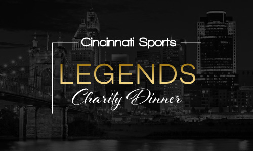 Jag's Cincinnati Legends Charity Dinner