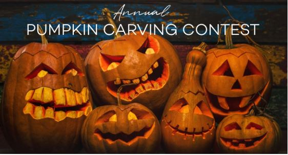 Jag's Steak is hosting a Pumpkin Carving Party on October 24