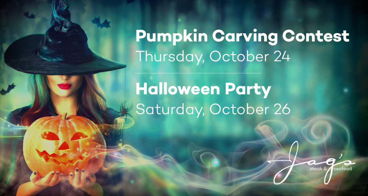 Jag's is hosting many events to celebrate the fall and Halloween