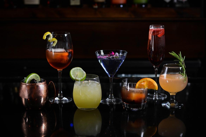 New cocktail menu items at Jag's
