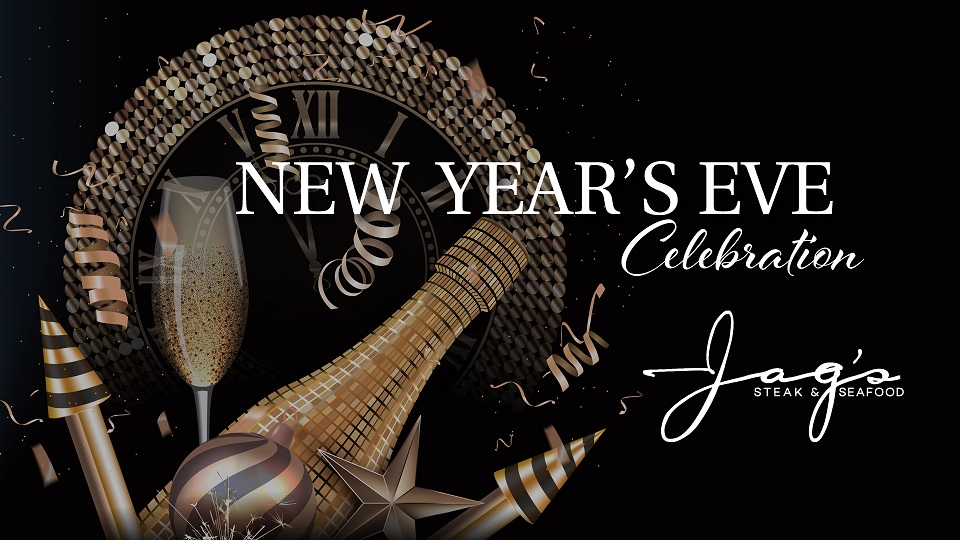 Jag's Steak and Seafood hosts its annual New Year's Eve Celebration