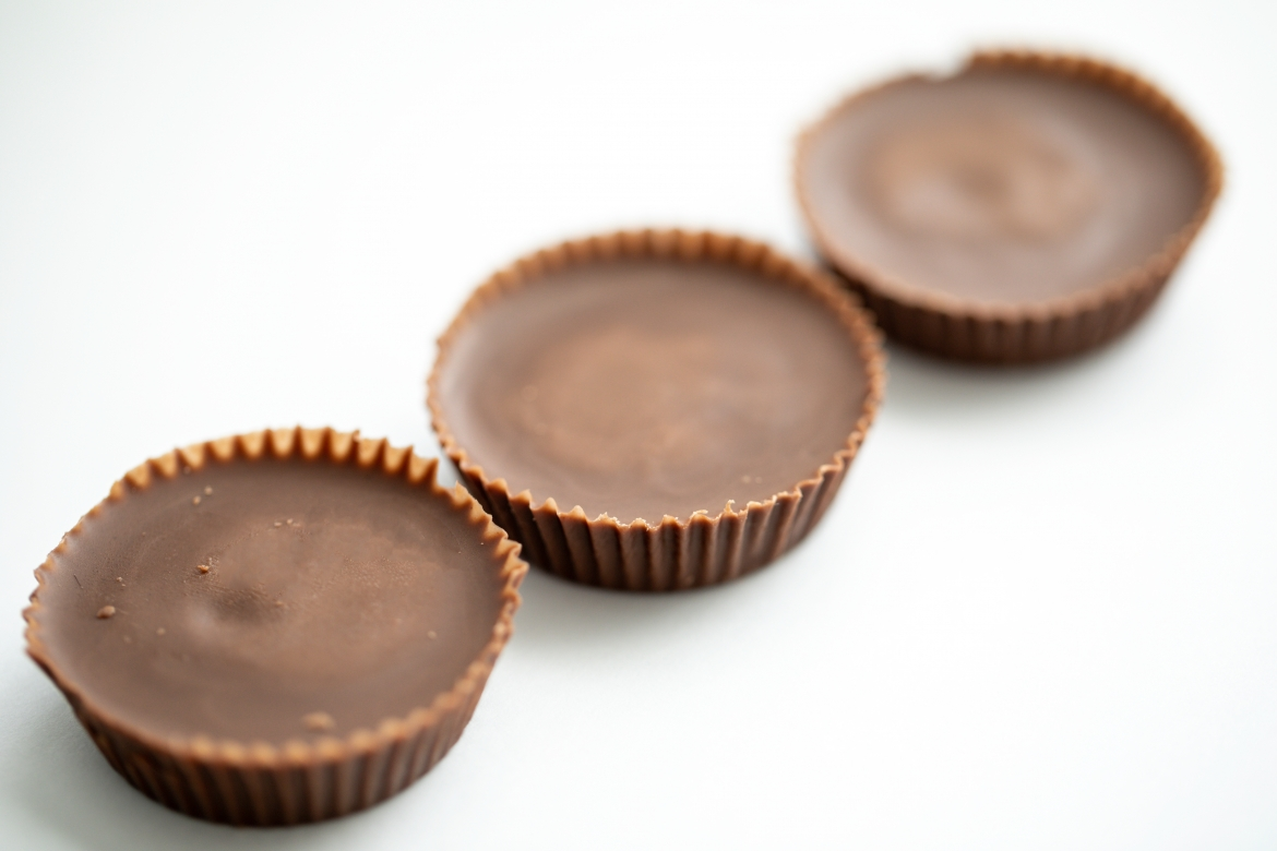 Reese's Peanut Butter Cups and Merlot