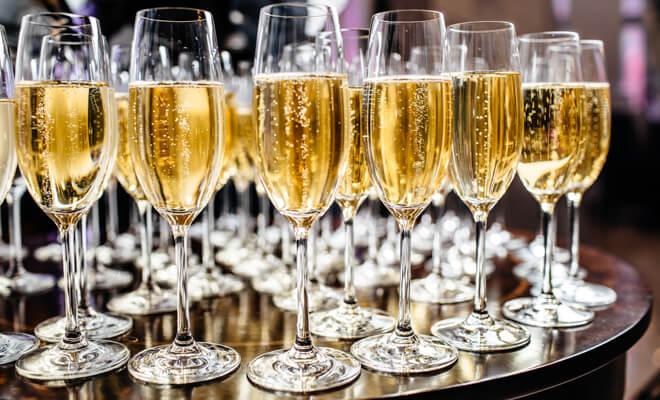 Jag's Tasting Class 101 Champagne